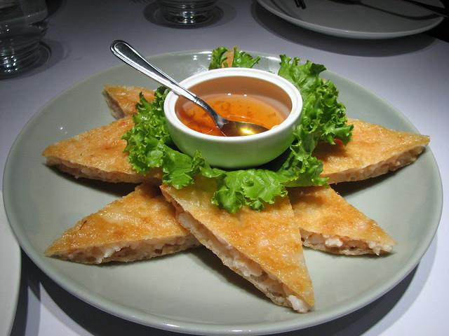 泰国月亮虾饼做法