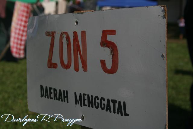 Zone 5 - Menggatal