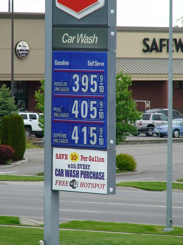 Gas Price After