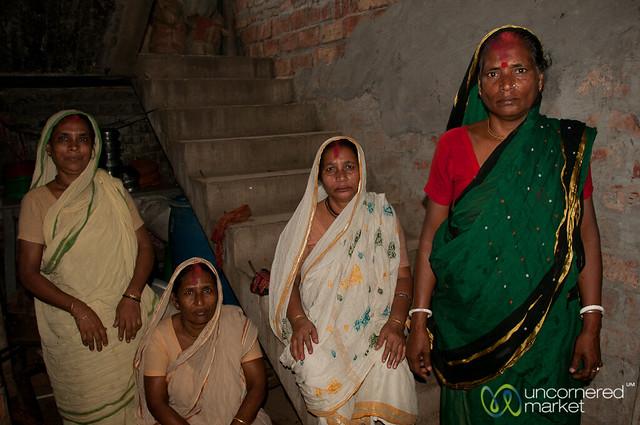 Hindu Women in Old Dhaka - Bangladesh