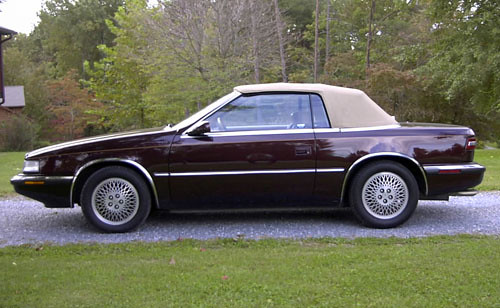 chrysler tc by maserati club autos weblog. Cars Review. Best American Auto & Cars Review