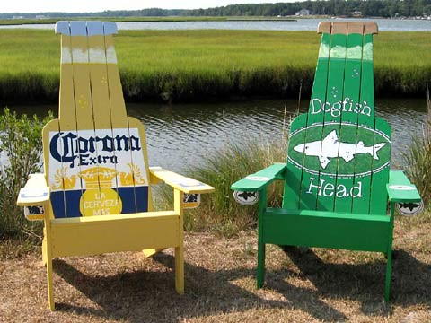 The beer chairs | Flickr - Photo Sharing!