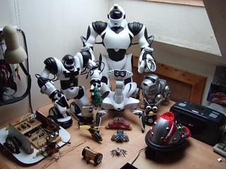 Robots Robots Robots Revisited