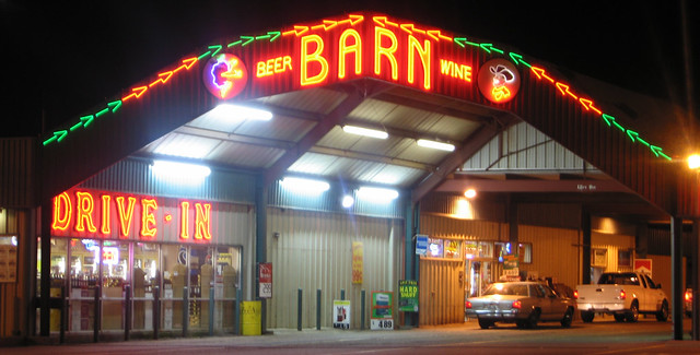 Beer Barn | Flickr - Photo Sharing!