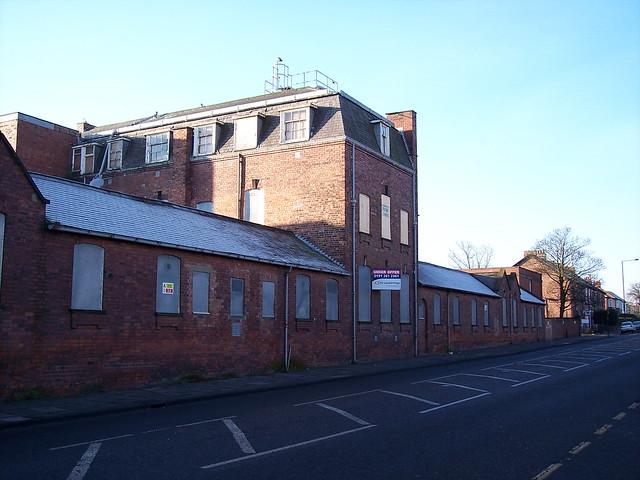 Former Sanderson Hospital
