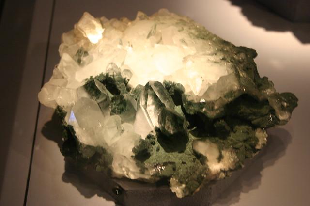 Header of chlorite