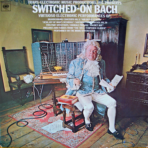 Switched-On Bach Flickr - Photo Sharing!