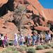 Uluru - Sunrise Climb
