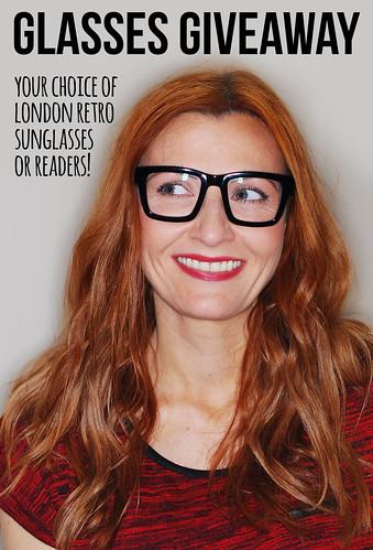 London Retro giveaway