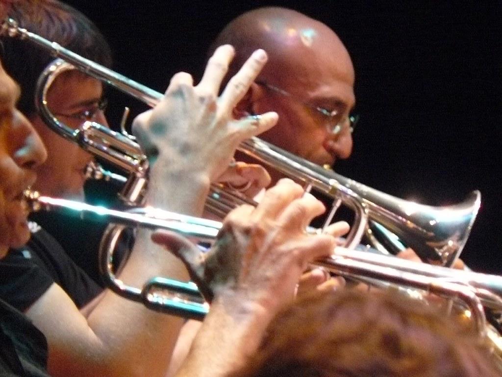 Jazz orgia