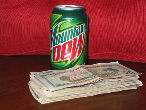 Mt. Dew & Money