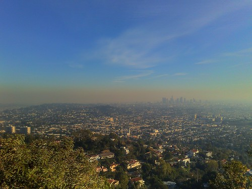 HDR: Los Angeles Skyline | by Al Pavangkanan