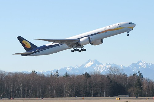 Jet Airways 777-300ER VT-JEJ