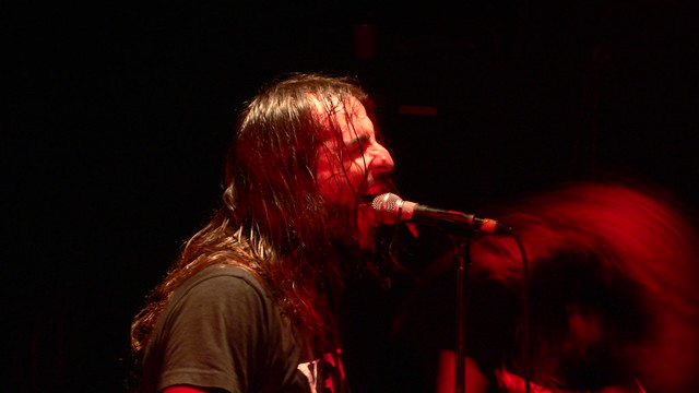 Necromayhem aka Sakis Tolis of Rotting Christ