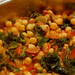 Chorizo, Chickpea and Kale Stew