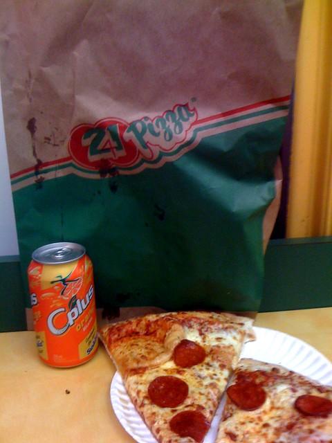 2-4-1 Pizza