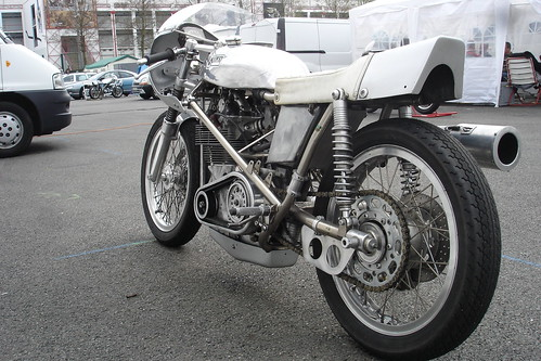 Seeley Matchless G50 500cc OHC