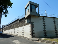 Prison at Rion - and 1940 location of 185 kilos of - Photo of Chappes