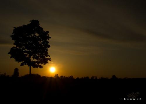 sunrise canon photography