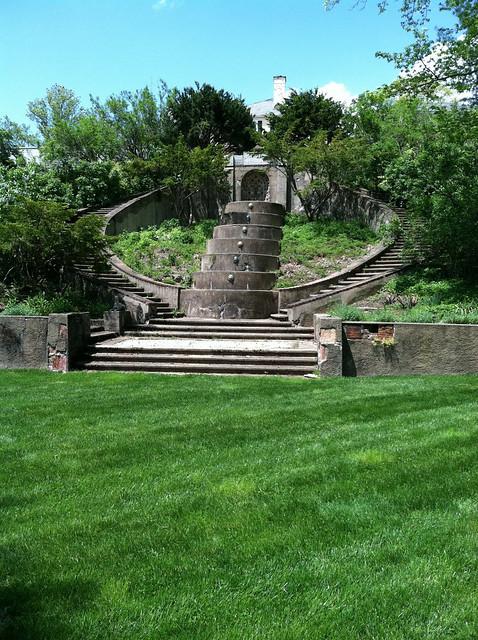Cascading Fountain Greenwood Gardens Short Hills Nj Flickr Photo Sharing