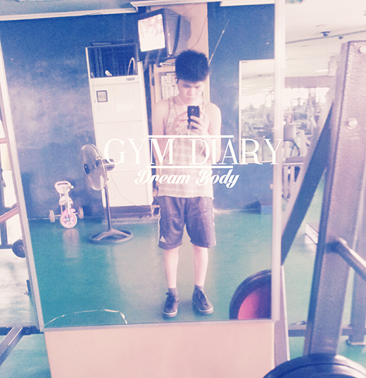 gym diary, reaxion fitness center dimasalang