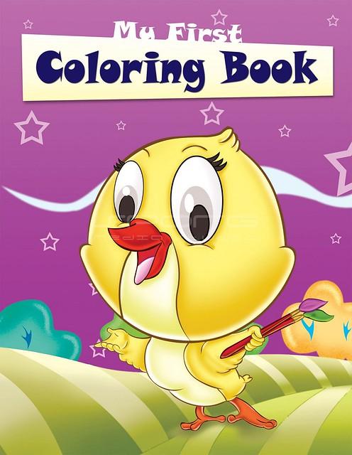 Drawing Book Cover Page Decoration : Coloring book covers « free pages