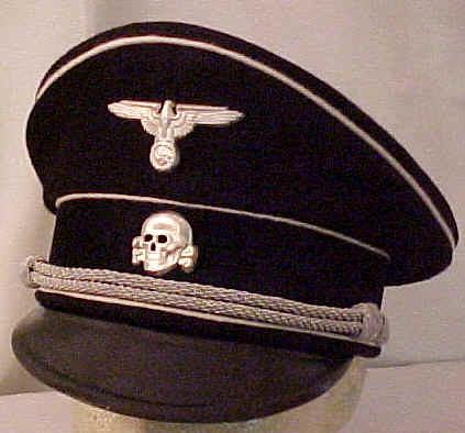 Topshop Slayer Nazi SS Emblem Tshirt