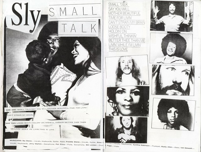 Sly & The Family Stone - M'Lady / Life