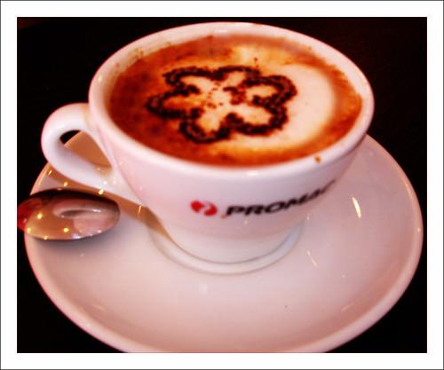 Art coffee