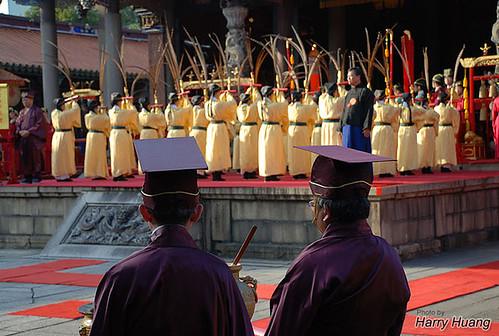 1DSC_0041-The Confucius Ceremony, Taipei, Taiwan 祭孔大典-釋奠-六佾舞-八佾舞-教師節-孔廟-台北市