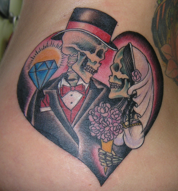 2169358051 a2313b5dcf for Skull love tattoos