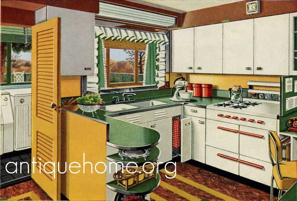 1950 Kitchen | Flickr - Photo Sharing!