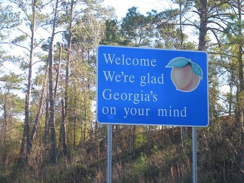 Welcome to Georgia