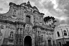 Ominous Church