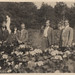 Vintage: Men Posing with Flowers