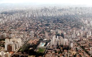 São Paulo - Air View
