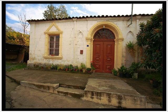 House in Evrychou village/ σπίτι στην Ευρύχου