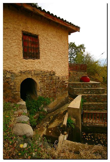 νερόμυλος Ευρύχου / water mill, Evrychou village