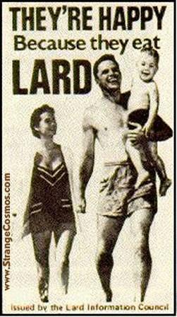 Eat lard