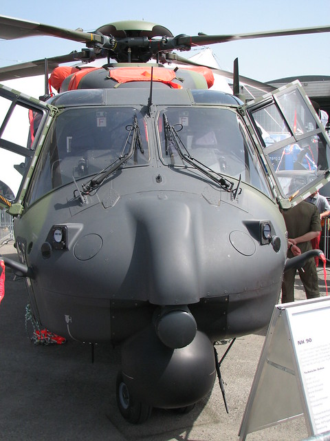 Front: NH 90