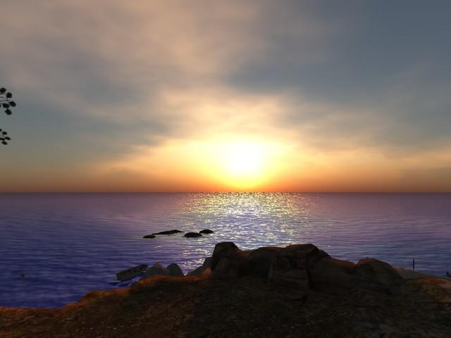 Amandia - Sunset