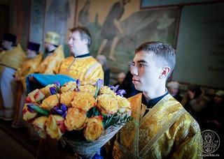 Божественная литургия 108