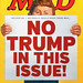 MAD Magazine - No Trump In This Issue by Rick Tulka