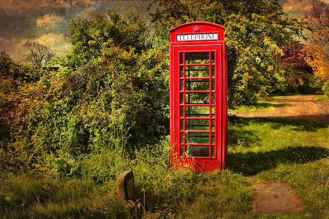 The Phone Box.