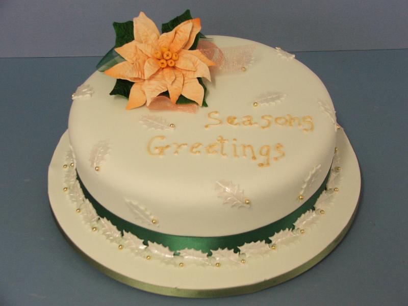 Christmas Cakes | Celebration Cakes Toowoomba | Wedding Cakes