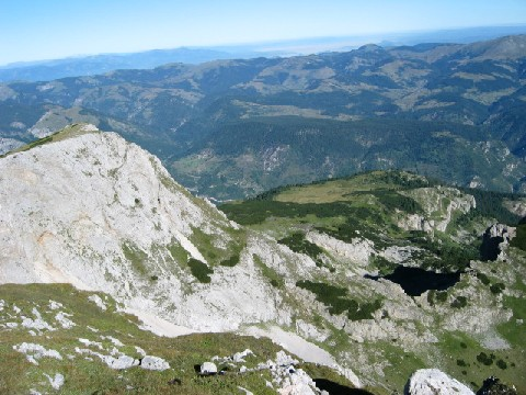 Bjeshket e Rugoves-Rugova Mountains