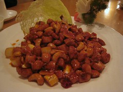 food, dish, cuisine, baked beans,