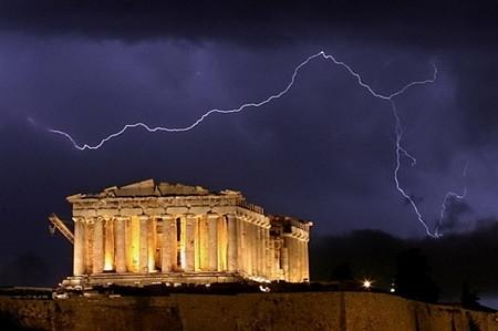 greece weather acropolis lighting the ancient greek. Black Bedroom Furniture Sets. Home Design Ideas
