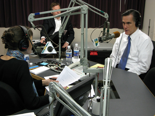 Mitt Romney on The Exchange