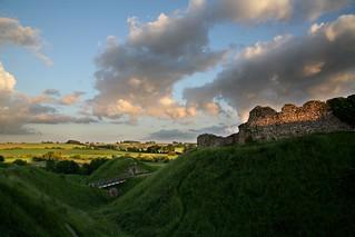 Castle Acre Castle